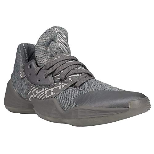 adidas Mens Harden Vol.4 Basketball Sneakers Shoes Casual - Grey - Size 7 D