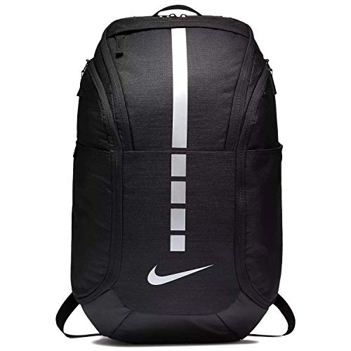 Nike Hoops Elite Hoops Pro Basketball Backpack (Black/Metallic Cool Grey)