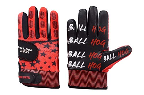 Ball Hog Ball Handling (Weighted) Gloves X-Factor (M) - Basketball Training Aid