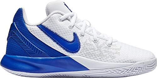 Nike Kids' Grade School Kyrie Flytrap II Basketball Shoes White/Royal