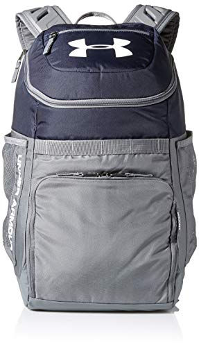 Under Armour Undeniable Backpack, Midnight Navy (410)/White, One Size Fits All