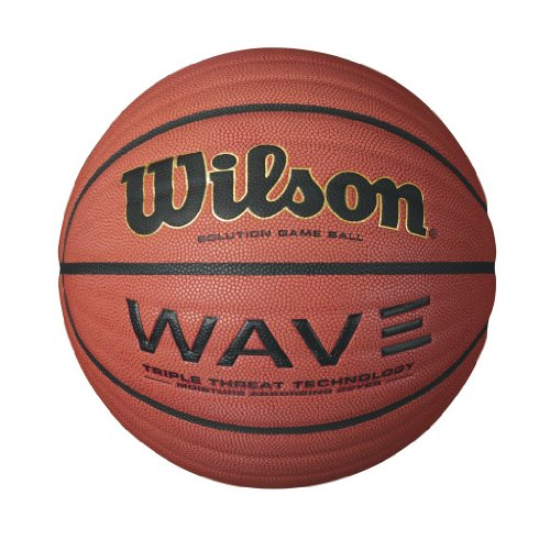 Wilson Wave Solution Game Basketball, Official - 29.5'