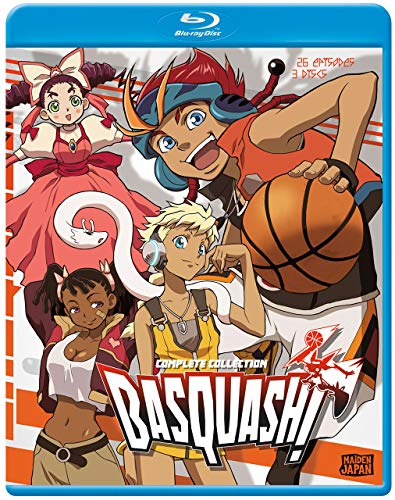 Basquash [Blu-ray]