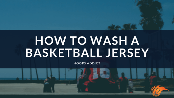 How to Wash a Basketball Jersey