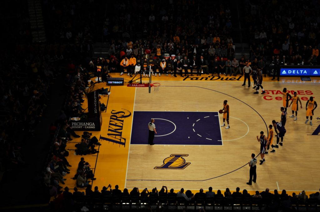 What NBA Teams are in California