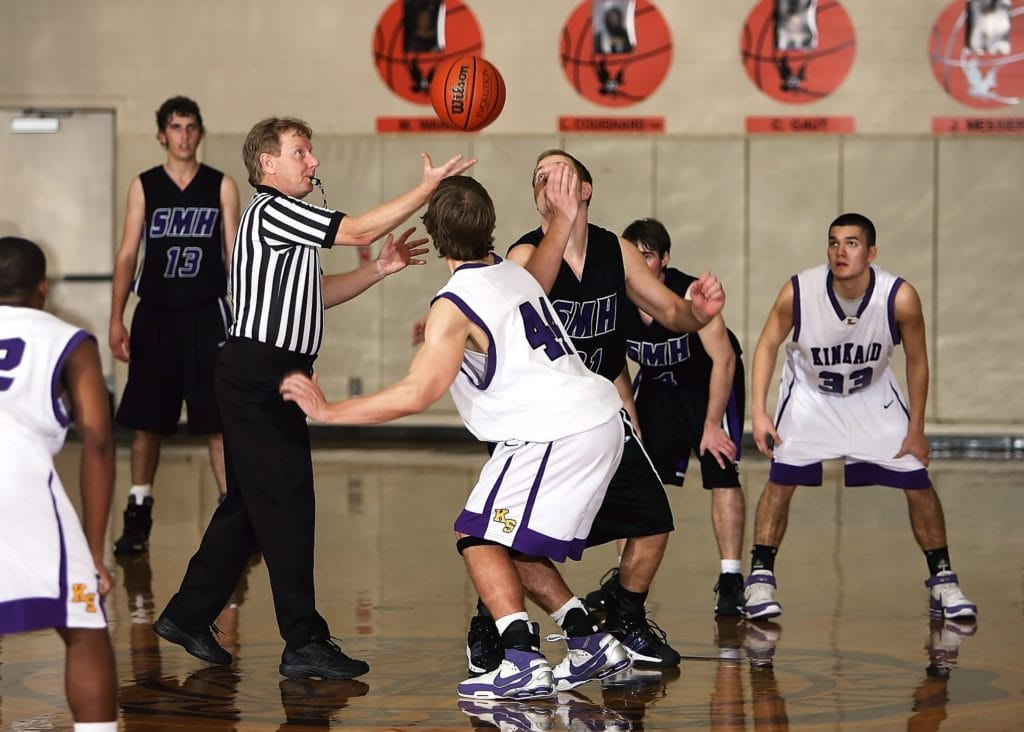 What are the Duties of a Basketball Referee