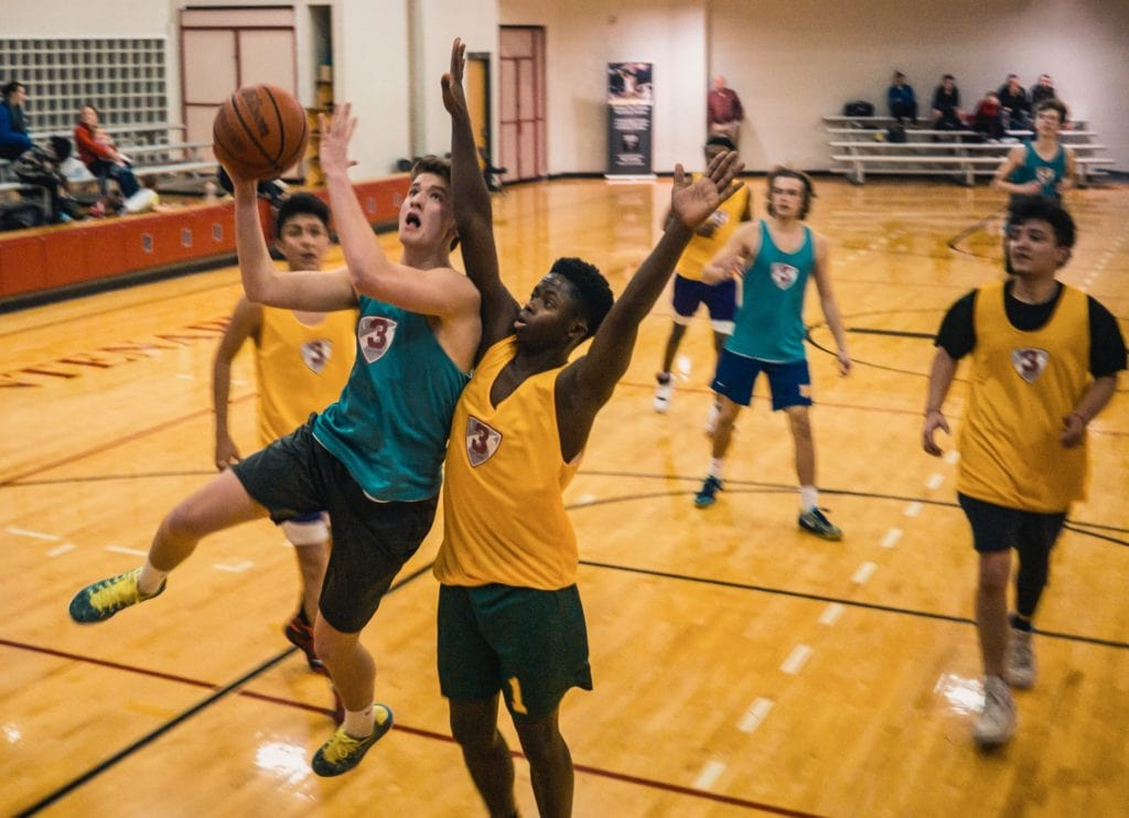 What are the Fundamentals of Defensive Stance