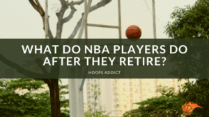What Do NBA Players Do After They Retire